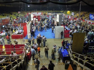 Dayton Hamvention 2013 Hara Arena